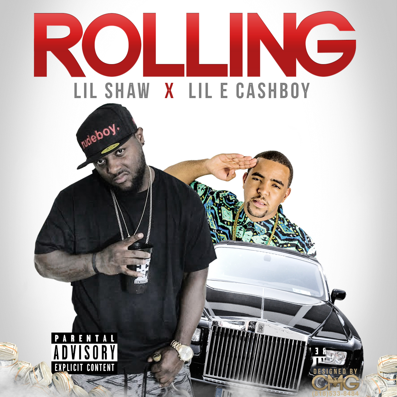 Lil Shaw Ft Lil E Cashboy - Rolling